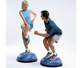 Ankle balance proprioception Bosu Ball 2