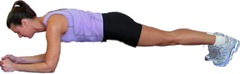 Best physical therapist nyc core stabilization plank exercise