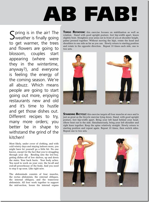 Best physical theapist Ab workout page 1