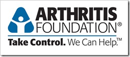 2013 NYC arthritis Walk Arthritist Foundation Logo - color