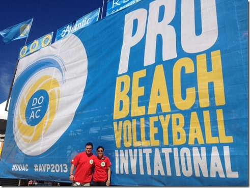 Best PT NYC treats ProBeach Volleyball Players p01