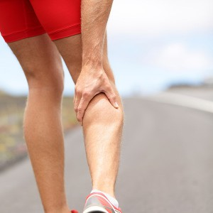 Calf Strain or Injury